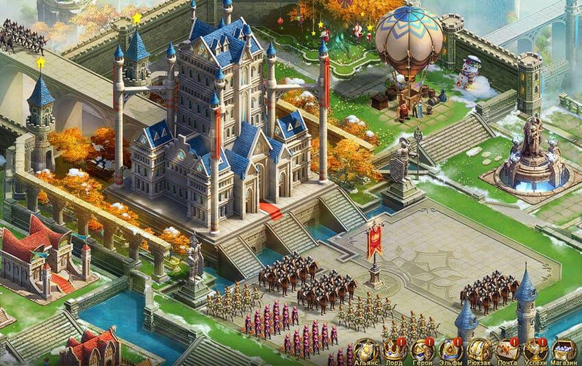Браузерные онлайн игры бесплатно на ПК