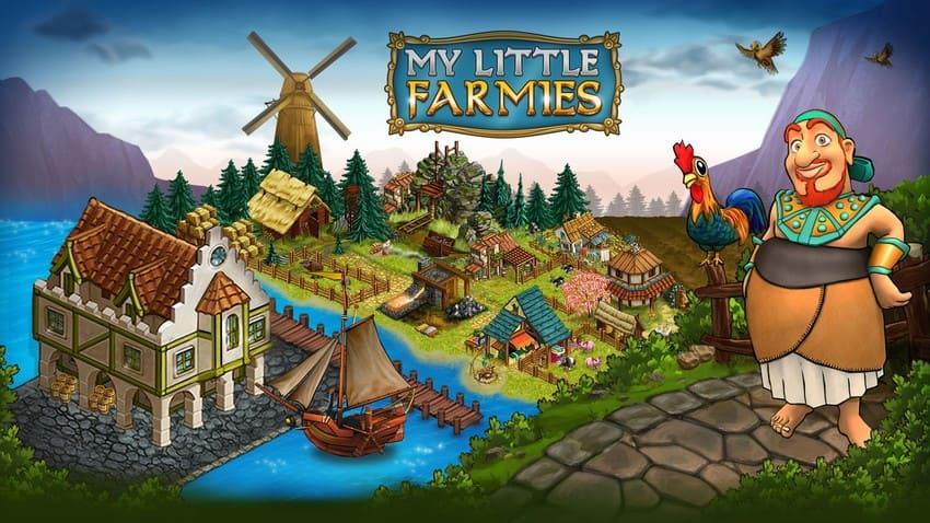 My Little Farmies играть онлайн бесплатно регистрация скачать