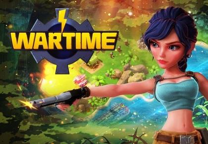 Wartime - играть онлайн бесплатно на официальном сайте