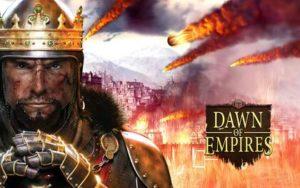 Dawn of Empires - играть онлайн в браузерную игру на официальном сайте